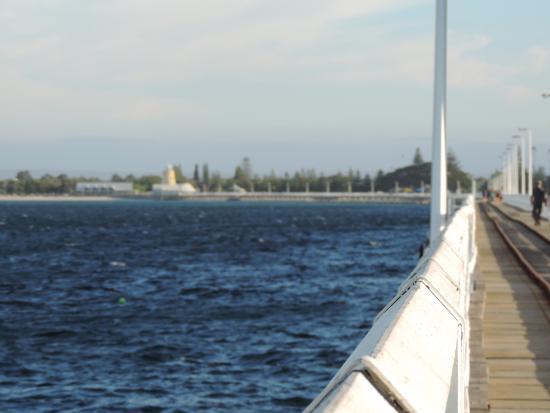Busselton, Australia: Half way !