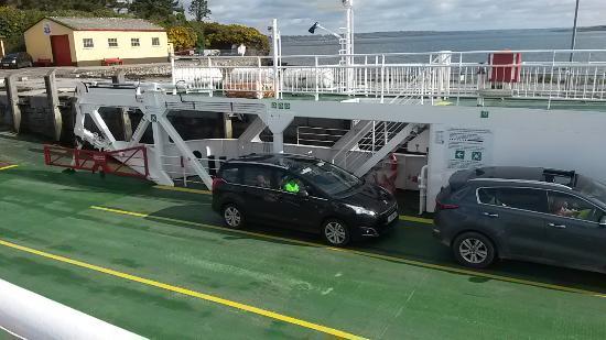 Kilrush, Ιρλανδία: plenty of space for vehicles