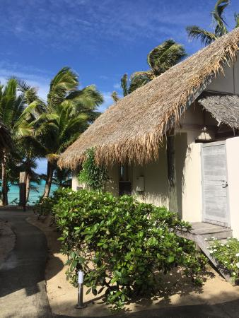 Little Polynesian Resort: Beach Bure