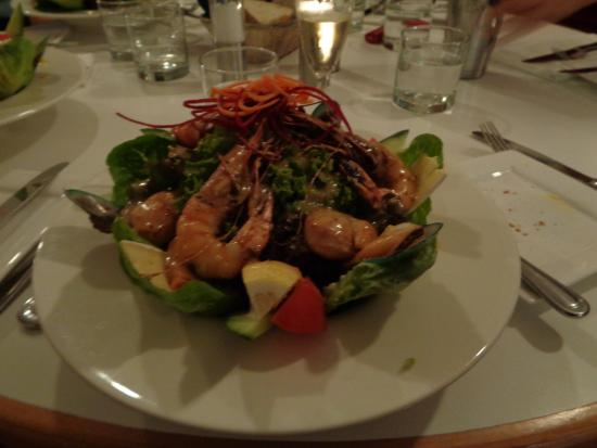 Only Seafood: Seafood Salad