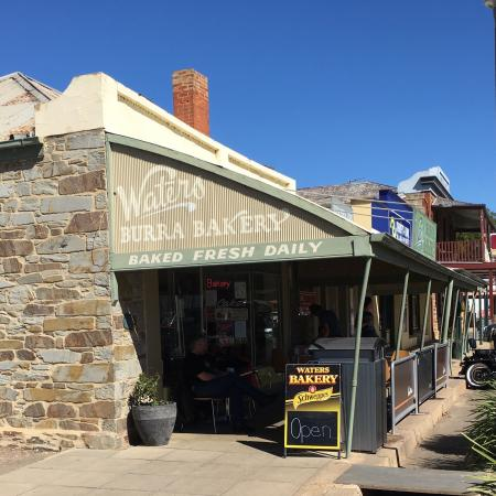 Waters Burra Bakery