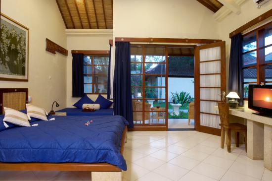 Villa Almarik Resort Lombok: Superior room