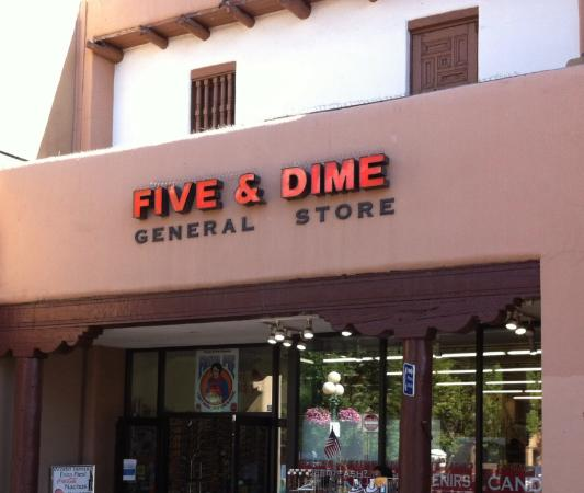 Five and Dime - Picture of Five and Dime General Store
