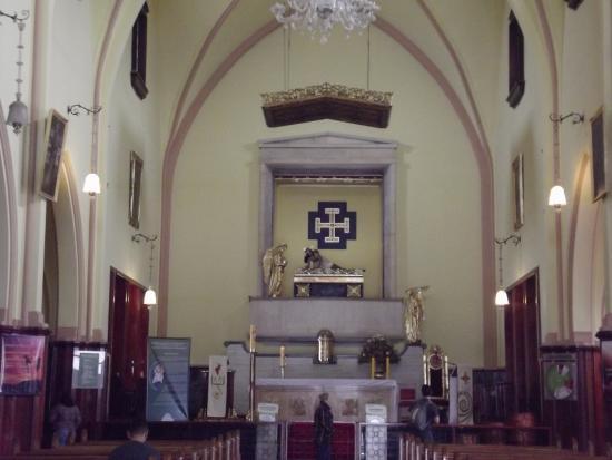 Iglesia de la Sagrada Pasion