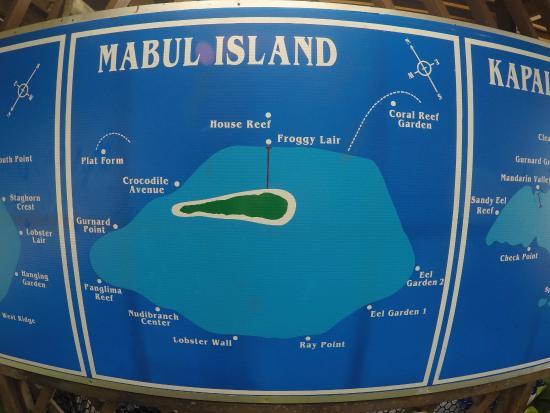 Sipadan Mabul Resort Foto