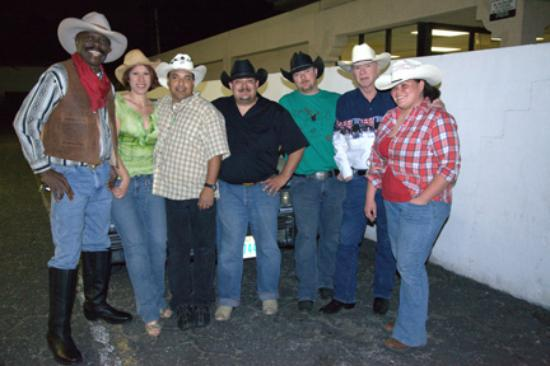 champagnes cafe the 2015 cowboy night - Blue Cafe 2015