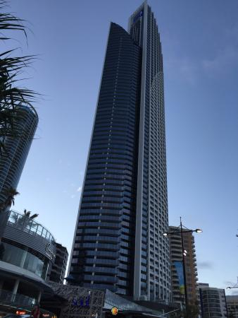 Window View - Peppers Soul Surfers Paradise Photo