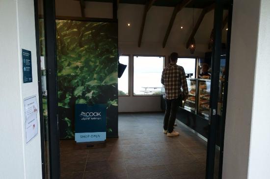 Twizel, Nowa Zelandia: Shop Inside