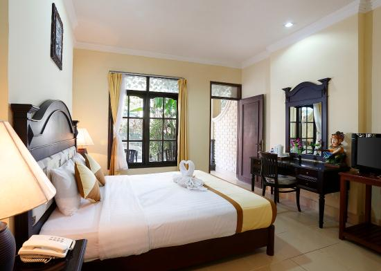 Vila Shanti Beach Hotel: Superior Double 2