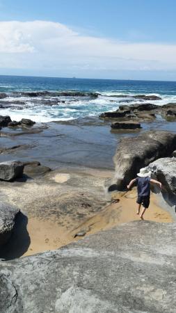 Dudley Beach: South end