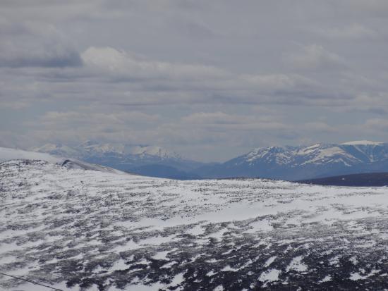 Aviemore, UK: Views from the summit!