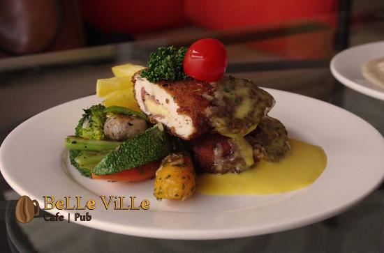 Belle Ville Cafe Pub
