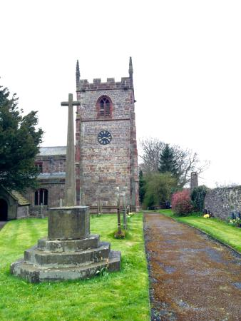 Alstonefield Church
