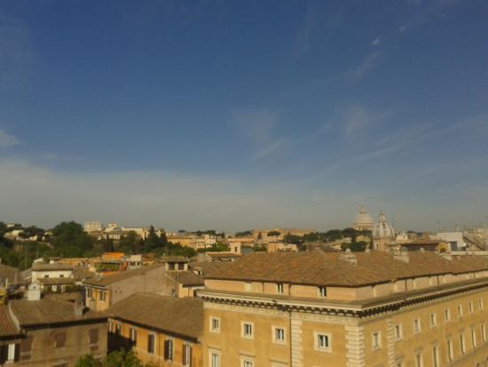 Vista dalla terrazza! - Picture of Navona Queen, Rome - TripAdvisor