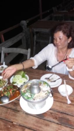 Pakse, Laos: Excellente cuisine