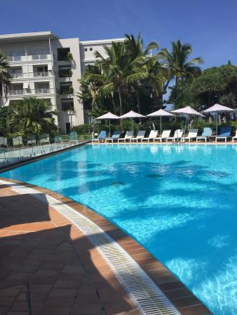 Day pass for pool and beach area