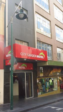 Bilde fra City Garden Hotel