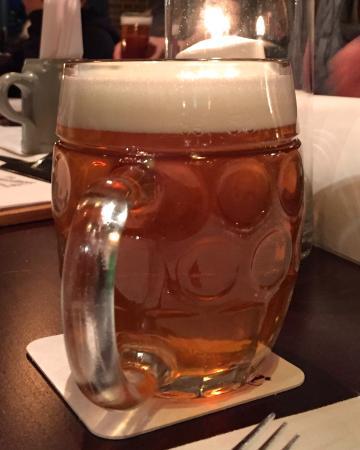 Leinfelden-Echterdingen, Jerman: bicchiere caratteristico