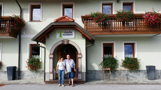Lesce, Eslovenia: Splendida struttura.