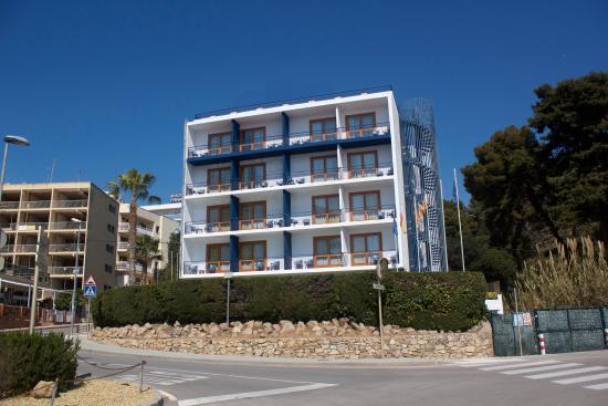 Santa Cristina Hotel: Fachada