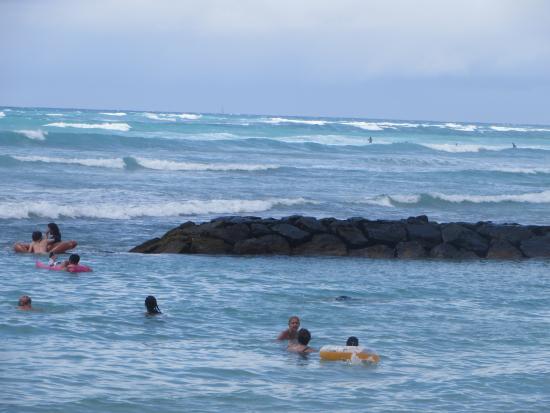 Marine Surf Waikiki: Waikiki Beach