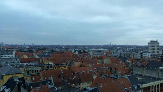 Rundetårn: vista della città