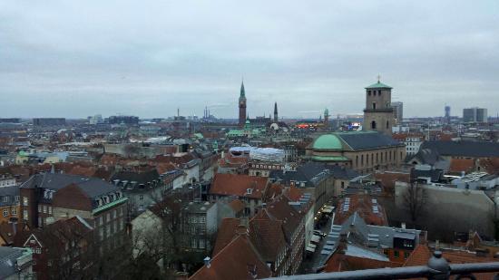 Rundetårn: vista della città 2
