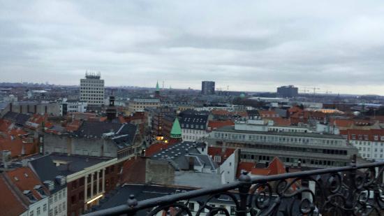 Rundetårn: vista della città 3