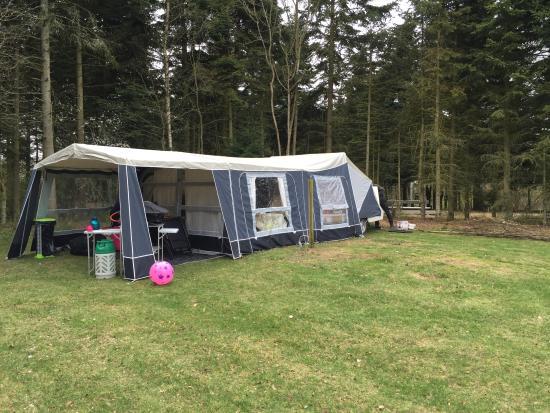 præstø camping center