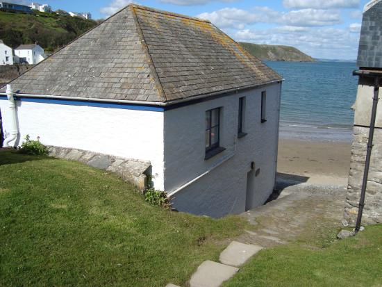 Gorran Haven, UK: Watch House