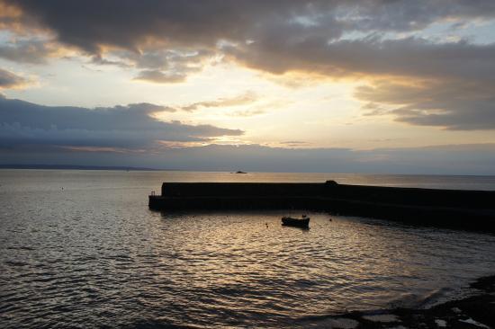 Gorran Haven, UK: Sunrise