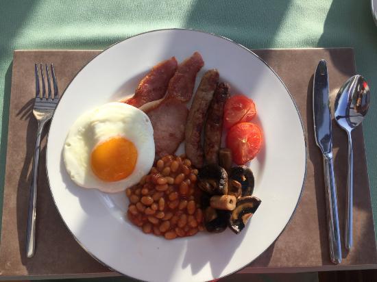 Wistow, UK: Breakfast
