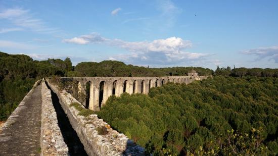 Pegoes Aqueduct