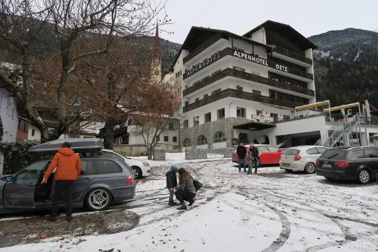 Alpenhotel Otz