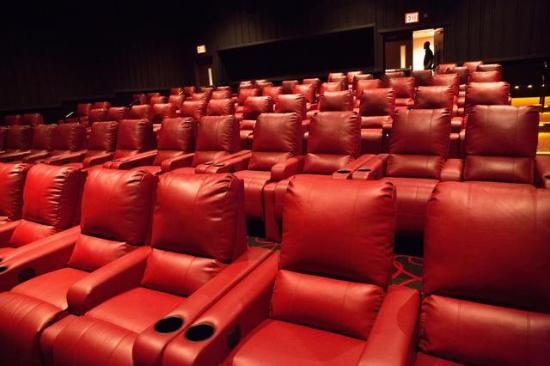 Luxury Seating Picture Of Amc Village 7 New York City