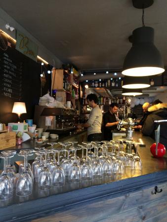 Nolita Caffe: le bar