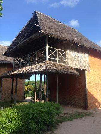 Kipepeo Beach Village: Fancier rooms in the gardens