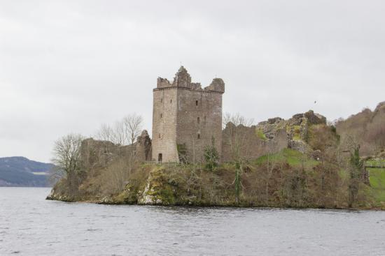 Urquhart Castle: Castillo
