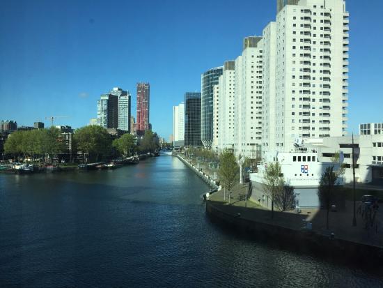 Inntel Hotels Rotterdam Centre: Down Scheepmakerskade