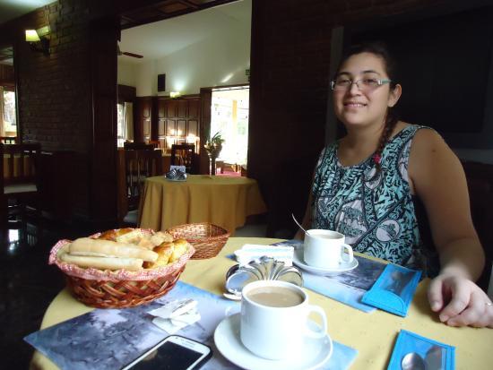 Hotel Scala: Desayunando con la bruja de mi mujer..!!!