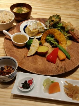 Tamana Shokudo Natural-shift Garden Kitchen Funabashi