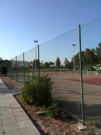 Club Magic Life Penelope Beach Imperial: Terrain de Tennis