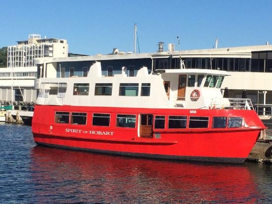 Hobart Historic Cruises