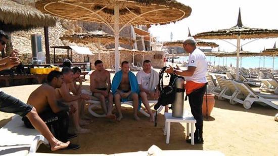 Reef oasis dive club sharm el sheikh egypten omd men - Reef oasis dive club ...