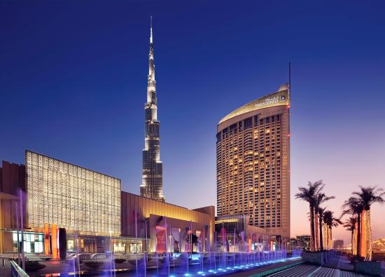 Address dubai mall updated 2017 prices hotel reviews for All hotels in dubai