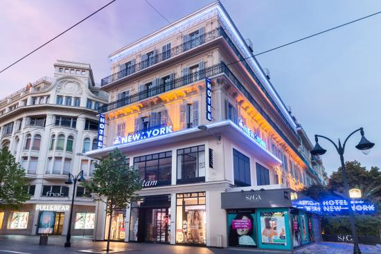 Best western hotel new york nice picture of best western for Best hotels in nice