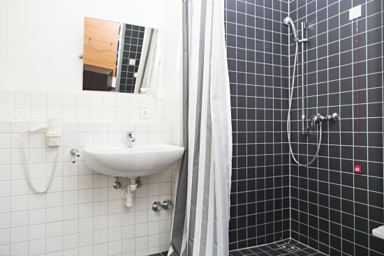 Puch, Austria: Bathroom