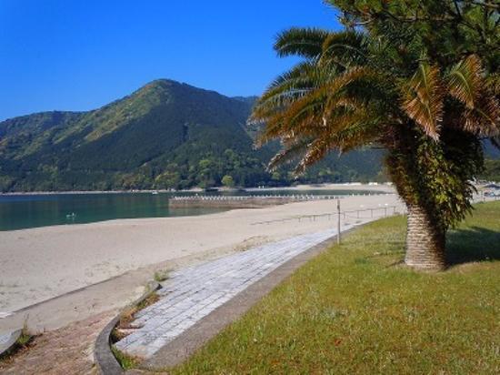 Owase, Япония: とても静かなビーチでした