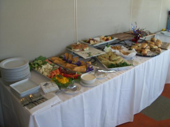 Mustard Seed Market & Cafe: Sandwiches and appetizers