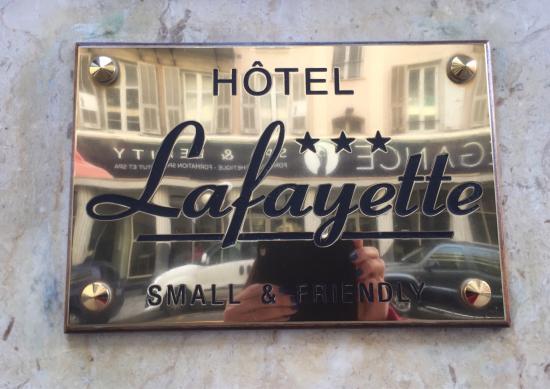Hotel Lafayette Nice